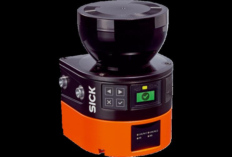 Sickin uusi outdoorScan3 turvaskanneri