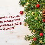 Oukota joulutervehdys
